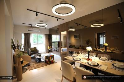 Gallery Cover Image of 550 Sq.ft 1 BHK Apartment for buy in Wadhwa Wise City, Panvel for 4602000