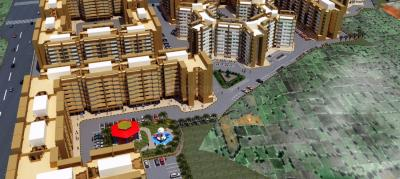 Project Image of 675.0 - 940.0 Sq.ft 1 BHK Apartment for buy in Laxmi Housing AVENUE  D Global City