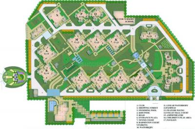 Gallery Cover Image of 2400 Sq.ft 3 BHK Apartment for buy in Park Grandeura, Sector 82 for 10000000