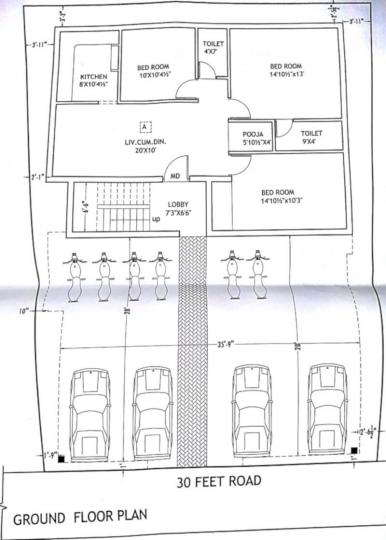 Project Image of 540.0 - 1185.0 Sq.ft 1 BHK Apartment for buy in Laksha Homes