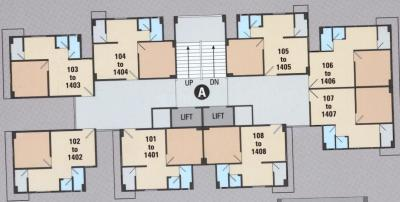 Project Image of 324.75 - 498.8 Sq.ft 1 BHK Apartment for buy in Scope Shrinathji Apartment