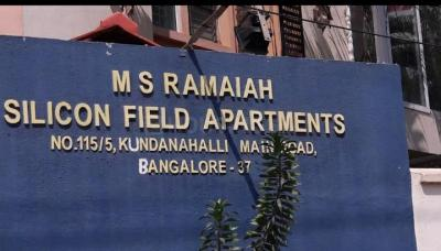 Gallery Cover Image of 1705 Sq.ft 3 BHK Apartment for rent in MS Ramaiah Silicon Fields Apartment, Brookefield for 28000