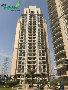 Gallery Cover Image of 1795 Sq.ft 3 BHK Apartment for rent in Ace Golf Shire, Sector 150 for 16500