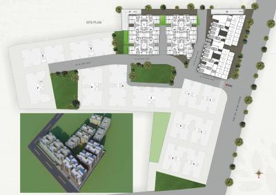 Project Image of 0 - 621 Sq.ft 2 BHK Apartment for buy in Dev Home Town 4