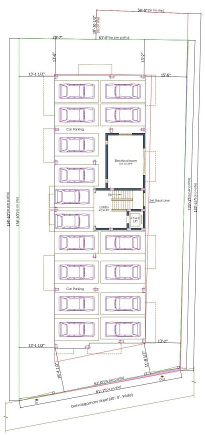 Project Image of 0 - 2060.0 Sq.ft 3 BHK Apartment for buy in Pushkar Rama Nivas