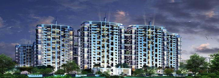 Project Image of 610.0 - 870.0 Sq.ft 2 BHK Apartment for buy in Provident Parkwoods