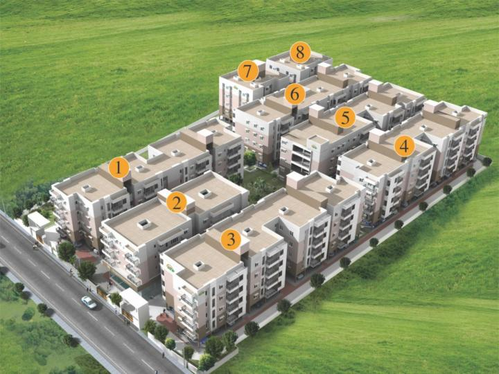 Project Image of 0 - 1515.0 Sq.ft 3 BHK Apartment for buy in Natwest Aura