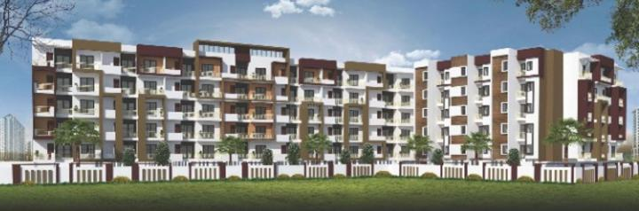 Project Image of 673.0 - 1295.0 Sq.ft 2 BHK Apartment for buy in Mdvr SV Shelters