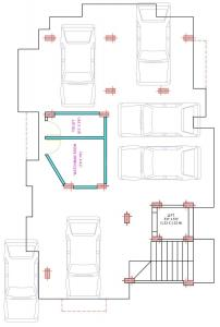 Gallery Cover Image of 2400 Sq.ft 2 BHK Apartment for buy in Vadapalani for 3800000