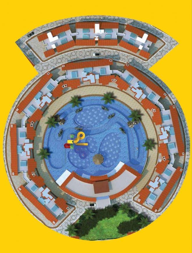 Provident Adora De Goa 2 Park Residences Around The Blu in Mormugao