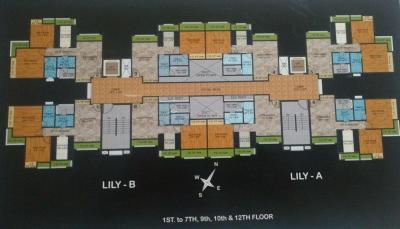 अनंतनाथ डेवलपर्स एंड लिली में खरीदने के लिए 342.0 - 488.0 Sq.ft 1 BHK अपार्टमेंट प्रोजेक्ट  की तस्वीर