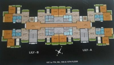 Project Image of 402 - 575 Sq.ft 1 BHK Apartment for buy in Anantnath Developers And Lily
