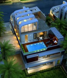 Project Image of 0 - 11200 Sq.ft 4 BHK Bungalow for buy in CBS Amaltas Bungalows