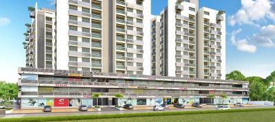 Project Image of 2628 - 2907 Sq.ft 4 BHK Penthouse for buy in Art Nirman Shree Vishnudhara Gardens