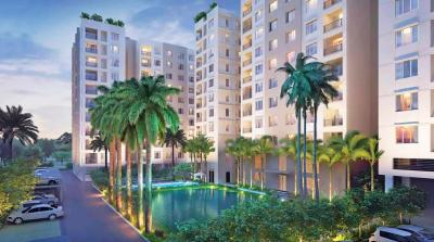 Gallery Cover Image of 1435 Sq.ft 3 BHK Apartment for buy in Ambuja Udvita, Maniktala for 8897000