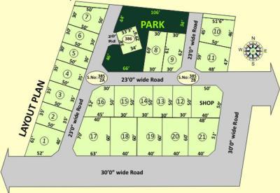 Residential Lands for Sale in Vetri Nagar Phase II