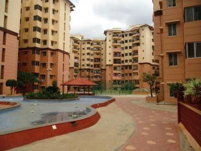 Gallery Cover Image of 1700 Sq.ft 3 BHK Apartment for rent in Shriram Samruddhi, Munnekollal for 13400
