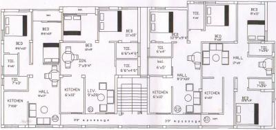 Project Image of 644 - 840 Sq.ft 2 BHK Apartment for buy in Maha Nanganallur