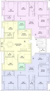Project Image of 1240.0 - 1315.0 Sq.ft 3 BHK Apartment for buy in Golden Paddington
