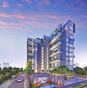 Project Image of 1490 - 1646 Sq.ft 4 BHK Apartment for buy in Cedrus Panache