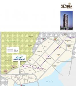 Project Image of 519.0 - 978.0 Sq.ft 2 BHK Apartment for buy in Star Siddhi Gloria