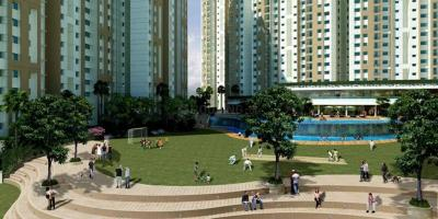 Gallery Cover Image of 1026 Sq.ft 2 BHK Apartment for rent in Lodha Splendora, Thane West for 18500
