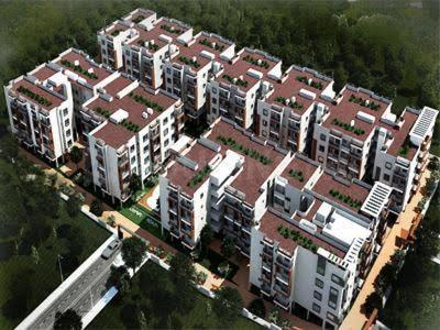 Gallery Cover Image of 1100 Sq.ft 2 BHK Apartment for rent in Steeple, Hulimavu for 17500