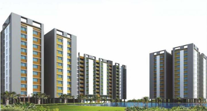 Project Image of 917.0 - 1157.0 Sq.ft 2 BHK Apartment for buy in Aster Shree Gardens