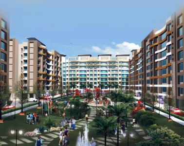 Project Image of 545.0 - 1125.0 Sq.ft 1 BHK Apartment for buy in Agarwal Vrindavan Gardens