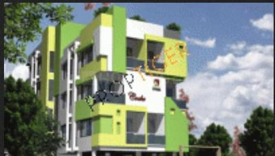 Gallery Cover Image of 550 Sq.ft 1 BHK Independent Floor for rent in Ittina Cooke, Cooke Town for 9000
