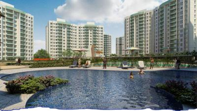 Gallery Cover Image of 1800 Sq.ft 3 BHK Apartment for rent in Vascon Forest County, Kharadi for 40000
