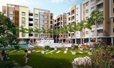Gallery Cover Image of 1555 Sq.ft 3 BHK Apartment for buy in Maruthi Elite, Nizampet for 8800000
