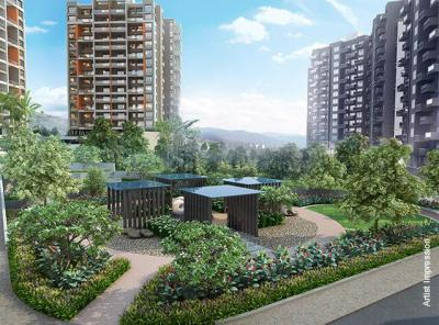 Project Image of 981.35 - 1748.81 Sq.ft 3 BHK Apartment for buy in Kolte Patil 24K Stargaze