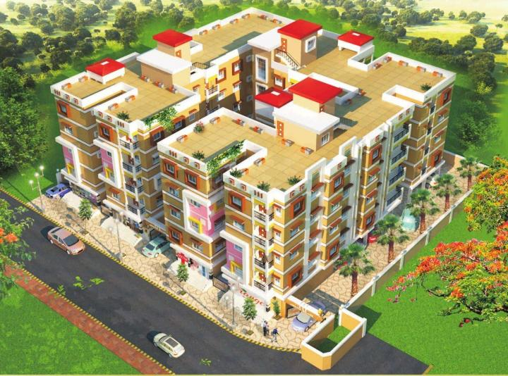 Project Image of 779.0 - 1103.0 Sq.ft 2 BHK Apartment for buy in Jamuna Square