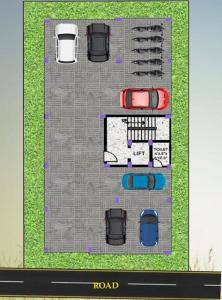 एम सी षष्ठ हिरण्या फ्लैट में खरीदने के लिए 1097.0 - 1317.0 Sq.ft 2 BHK अपार्टमेंट प्रोजेक्ट  की तस्वीर