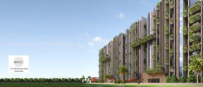 Gallery Cover Image of 875 Sq.ft 2 BHK Apartment for buy in Yashada Epic Phase 1, Pimple Nilakh for 7180400
