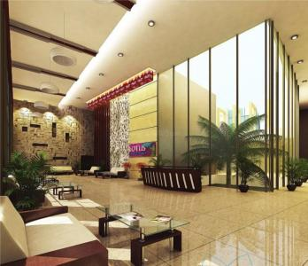 Gallery Cover Image of 1647 Sq.ft 3 BHK Apartment for rent in 3C Lotus Boulevard, Sector 100 for 21000