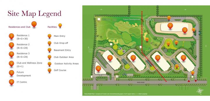 Project Image of 849.0 - 1794.0 Sq.ft 2 BHK Apartment for buy in Antara Senior Living Noida Phase1