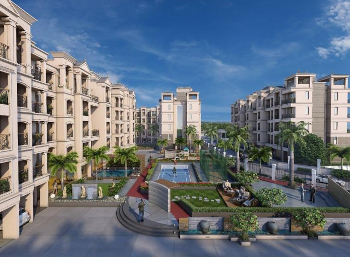 Project Image of 520.44 - 527.43 Sq.ft 2 BHK Apartment for buy in Siddhivinayak Mahima