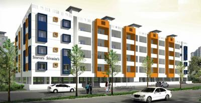 Gallery Cover Image of 1200 Sq.ft 1 BHK Apartment for rent in Sreevaru Srivasines, Electronic City for 15000