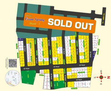 Project Image of 8611.13 - 15456.98 Sq.ft Residential Plot Plot for buy in Galaxy Ocean Spring Phase II