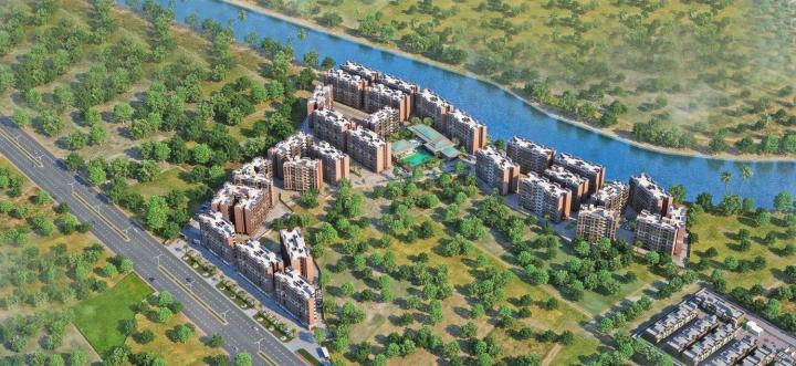 Project Image of 475 - 800 Sq.ft 1 RK Apartment for buy in Akshar River Gate