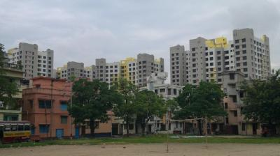 Gallery Cover Image of 1520 Sq.ft 2 BHK Apartment for rent in Ekta Floral, Tangra for 26000