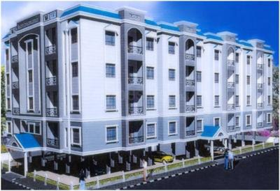 Gallery Cover Image of 1380 Sq.ft 3 BHK Apartment for buy in Residency Apartments, Marathahalli for 5800000