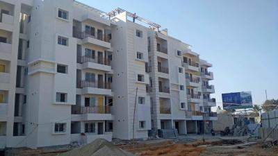Gallery Cover Image of 1120 Sq.ft 2 BHK Apartment for rent in Nisarga, NRI Layout for 22000