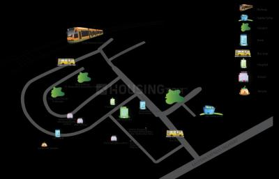 Project Image of 356.0 - 794.0 Sq.ft 1 BHK Apartment for buy in Mishal Nehru Nagar Madhukunj CHSL