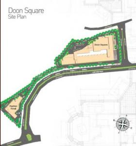 Project Image of 0 - 555 Sq.ft 1 BHK Apartment for buy in Supertech Doon Square