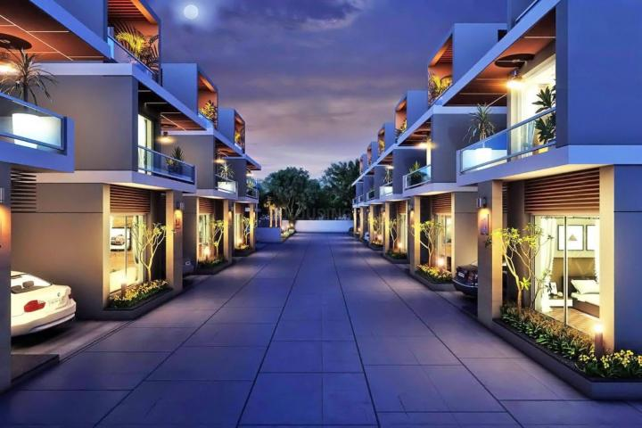 Project Image of 1967.0 - 2374.0 Sq.ft 4 BHK Villa for buy in Pacifica Westridge