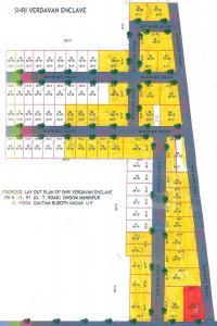 Project Image of 261.0 - 1980.0 Sq.ft Residential Plot Plot for buy in SS Shri Vrindavan Enclave