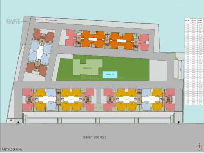 Project Image of 734.64 - 742.06 Sq.ft 3 BHK Apartment for buy in Safal Orchid Valley